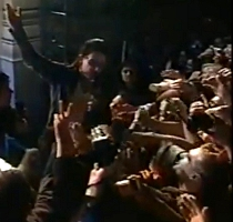 Bono and fan on U2 Does Much